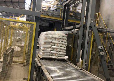 I Fertilizzanti sbarcati sono utilizzati principalmente per uso agricolo ed industriale.