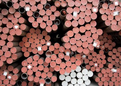 Prodotti siderurgici - Sbarchiamo e imbarchiamo qualsiasi tipologia di materiale ferroso