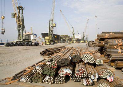 Eurodocks - Prodotti siderurgici